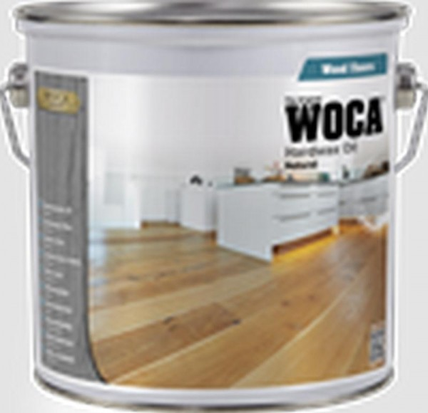 WOCA Hartwachs Öl natur 2,5 liter