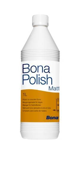 BONA Polish Matt 1 liter