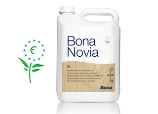 BONA Novia Parkettlack Halbmatt 1 liter