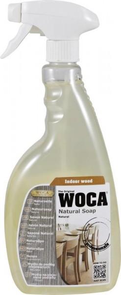 WOCA Naturseife in Sprühflasche Weiß 750 ml