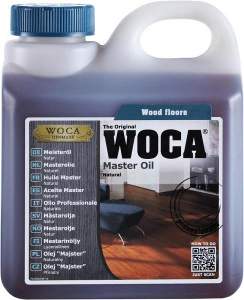 WOCA Meisteröl colour natur 1 liter