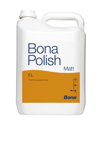 BONA Polish Matt 5 liter