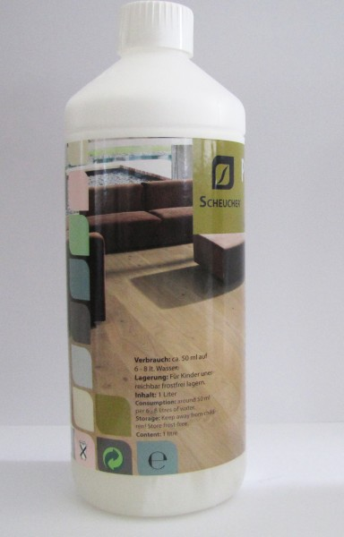 Scheucher Pflanzenölseife mit Pflegelotion 5 liter