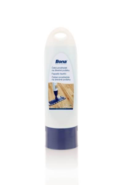 BONA Spray Mop Reiniger 0,85 liter Holzböden