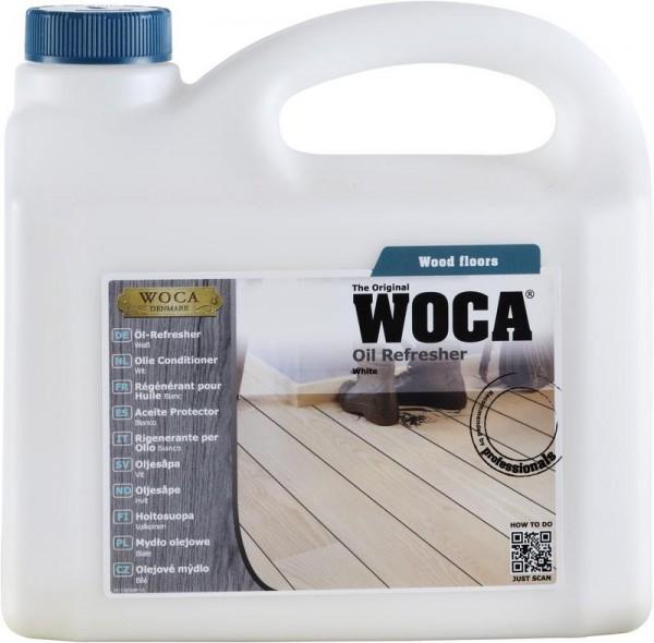WOCA Öl-Refresher Weiß 1 Liter