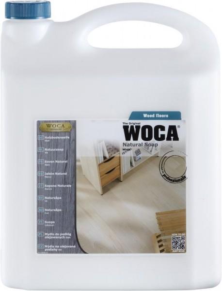 WOCA Holzbodenseife Weiß 5 liter